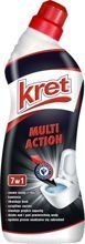KRET CZYSTOŚĆ HIGIENA Żel do WC MULTI ACTION 750g