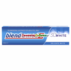 BLEND-A-MED 3D WHITE 100 ml Delicate White pasta do zębów