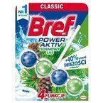 BREF POWER ACTIVE Pine kostka (kulki) do WC 51 g