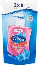 CAREX Strawberry mydło w płynie zapas 500ml
