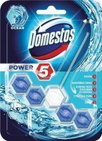 DOMESTOS Power 5 Ocean kostka toaletowa do WC 55g