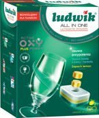 LUDWIK Ultimate Power tabletki do zmywarki 90 szt.