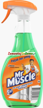 Mr Muscle płyn do mycia szyb zapas 500 ml