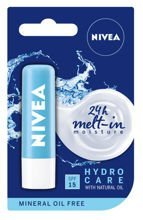 NIVEA Hydro Care pomadka ochronna do ust 4,8g