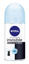 NIVEA Invisible Pure dezdodorant w kulce 50 ml
