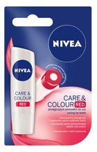 NIVEA Lip Color Red pomadka koloryzująca do ust