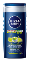 NIVEA MEN Energy żel pod prysznic 250 ml