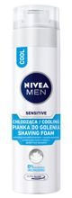 NIVEA MEN Sensitive Cooling pianka do golenia 200 ml