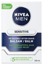 NIVEA MEN Senstivie balsam po goleniu 100 ml