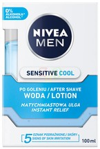 NIVEA MEN Sesnitive Cool woda po goleniu 100 ml