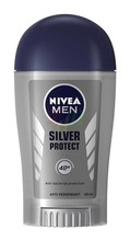NIVEA MEN Silver Protect dezodorant sztyft 40 ml
