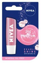 NIVEA Pearl Shine pomadka ochronna do ust 4,8g