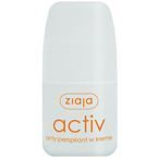 ZIAJA Activ antyperspirant w kremie roll-on 60 ml