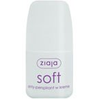 ZIAJA Soft antyperspirant w kremie roll-on 60 ml