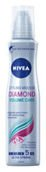 NIVEA Diamond Volume care pianka do włosów 150 ml