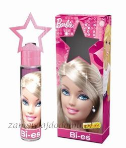 BI-ES 15ML PARFUM -BARBIE-