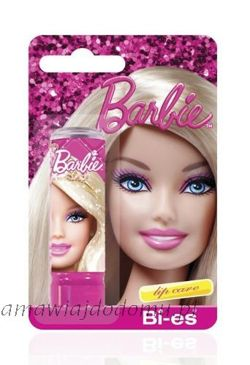 BI-ES POMADKA -BARBIE-
