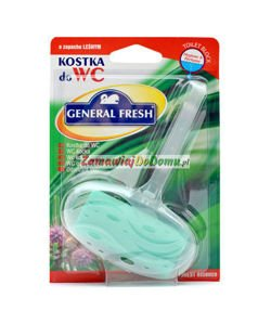 GENERAL FRESH Leśna kostka do WC 40g