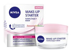 NIVEA Make-up Starter nawilżający krem 50ml