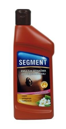 SEGMENT Uniwersalna emulsja do mebli 250 ml